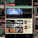 Let Fury Have the Hour - Home Page