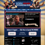 Power Team Film Homepage