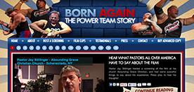 Power Team Homepage