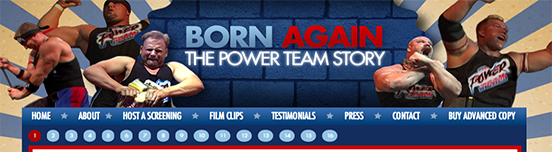 Power Team Film