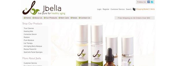 J. Bella Skin Care