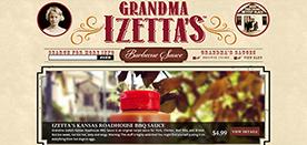 Izetta's BBQ Sauce