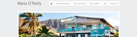 Maria O'Reilly Executive Profile Website