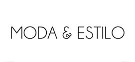 Moda and Estilo Large Logo