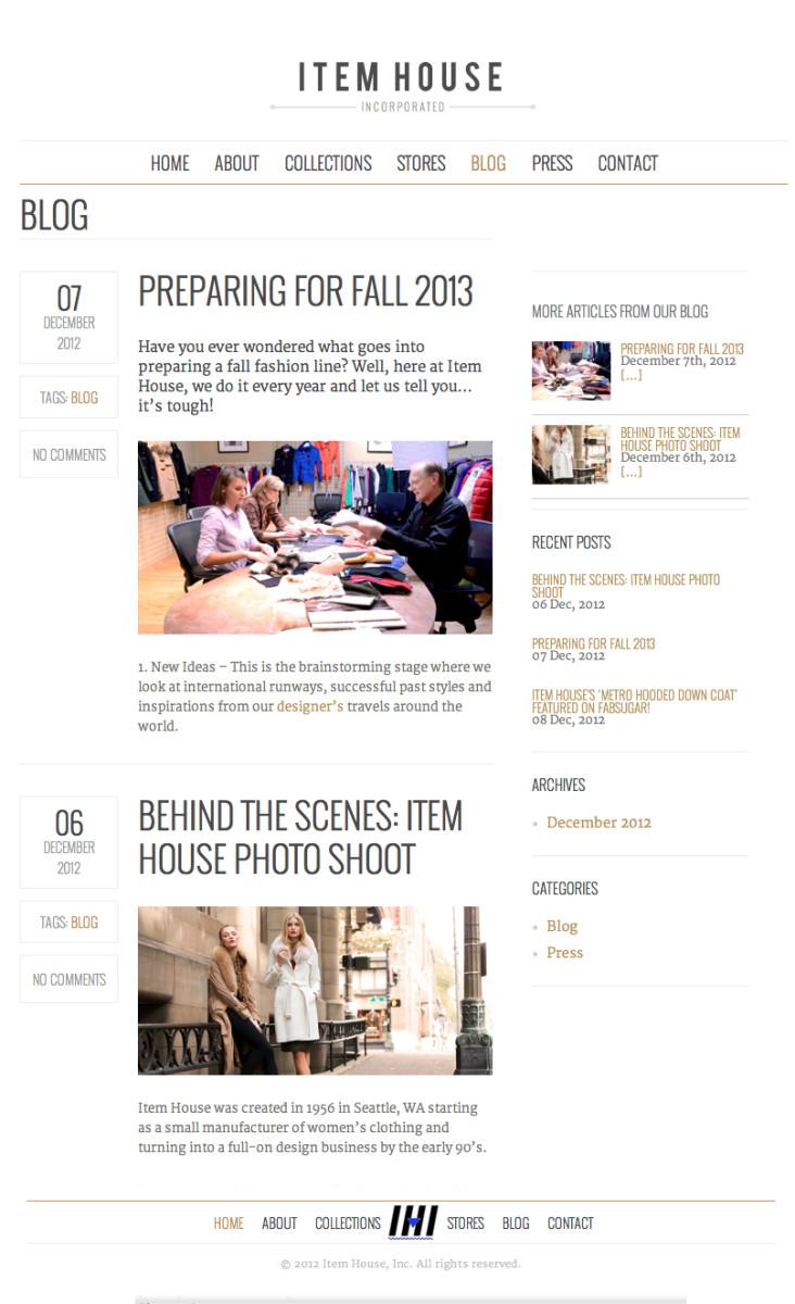 Item House Blog Image