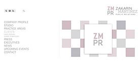 Zakarin Martinez PR Contact Page