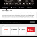 Charlie Victor Romeo Homepage