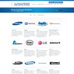 All Valley Washer Dryer Repair Service Brands