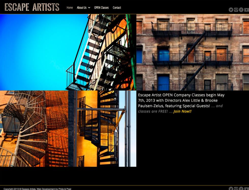 EA-Homepage