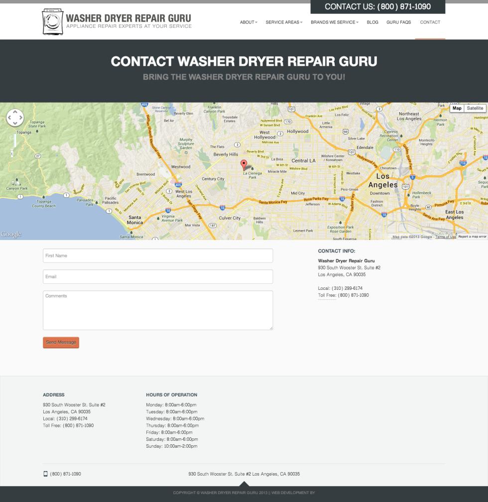 Guru_Contact Page