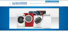 All Valley Washer Dryer Repair Service Areas