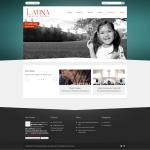 Latina Creative Agency Homepage