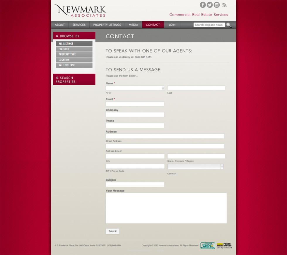 Newmark-Associates_Contact