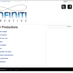 Before - Infiniti Creative Productions Page