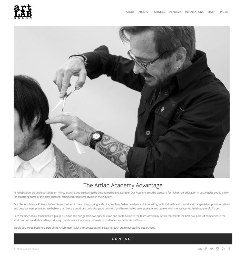 ArtLab Salon Academy