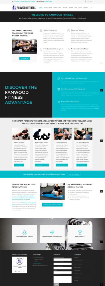 Fanwood Fitness About