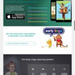 Early Lingo Homepage