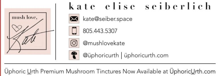 Mush Love Kate email signature by Happy Hippotpoatm.us