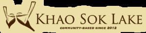 Khao Sok Lake Logo